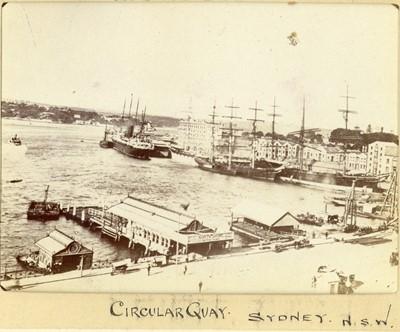 Lot 39 - An Edwardian Snapshot Album, Australia and New Zealand