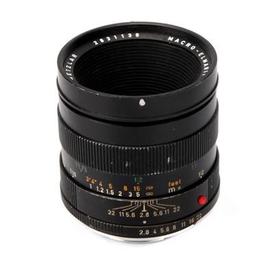 Lot 37 - A Leitz Emacro-Elmarit-R f/2.8 60mm Lens