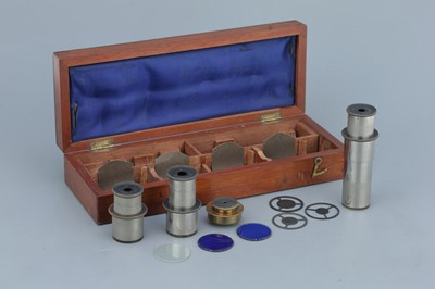 Lot 38 - A Set of Zeiss Microscope Eyepieces