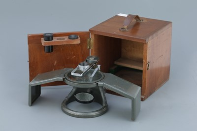 Lot 42 - A Baker Dissecting Microscope
