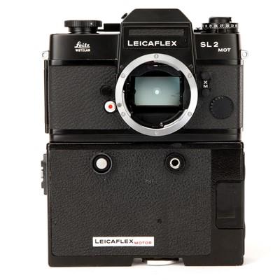 Lot 41 - A Leica Leicaflex SL2 MOT SLR Body