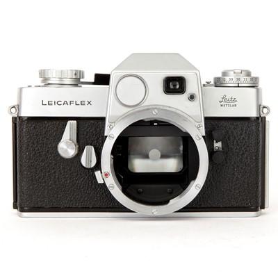 Lot 45 - A Leica Leicaflex SLR Body
