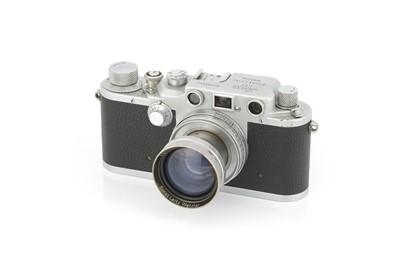 Lot 7 - A Leica IIIc K Rangefinder Camera