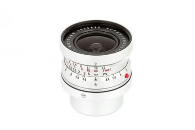 Lot 42 - A Leitz Super-Angulon f/3.4 21mm Lens