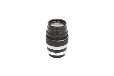 Lot 23 - A Leitz Hektor f/1.9 73mm Lens