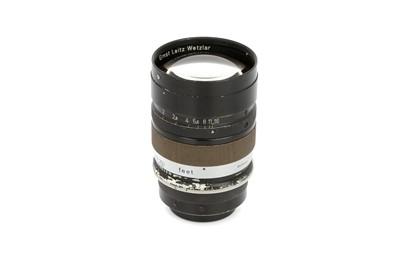 Lot 24 - A Leitz Summarex f/1.5 85mm Lens