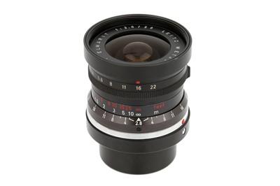 Lot 44 - A Leitz Elmarit f/2.8 28mm Lens