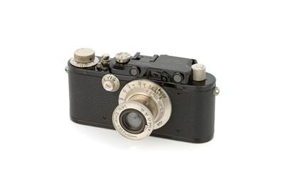 Lot 3 - A Leica III Rangefinder Camera