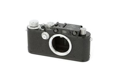 Lot 5 - A Leica IIIf Rangefinder Body