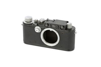 Lot 6 - A Leica III Rangefinder Body