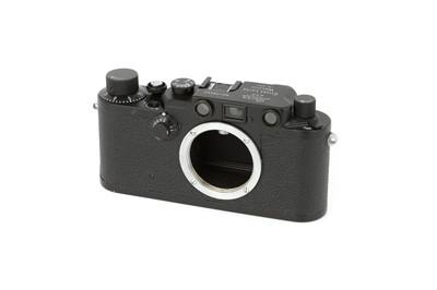 Lot 8 - A Leica IIIc Rangefinder Body