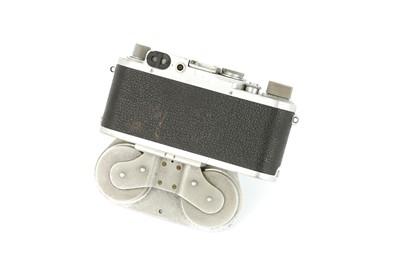 Lot 9 - A Leica IIIf Rangefinder Body