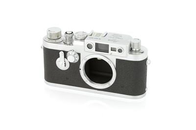 Lot 12 - A Leica IIIg Rangefinder Body