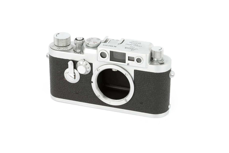 Lot 13 - A Leica IIIg Rangefinder Body