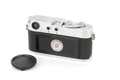 Lot 30 - A Leica M3 DS Rangefinder Body