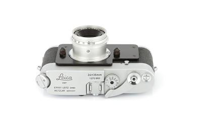 Lot 39 - A Leica MDa Post Camera