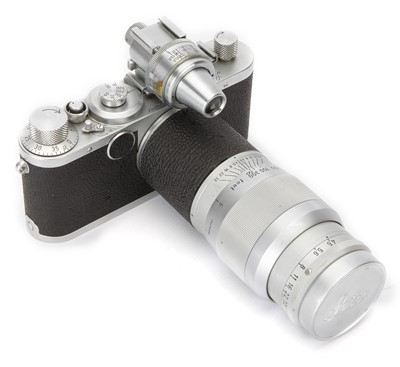 Lot 5 - A Leica Ic Camera