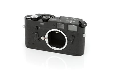 Lot 37 - A Leica M4 Rangefinder Body