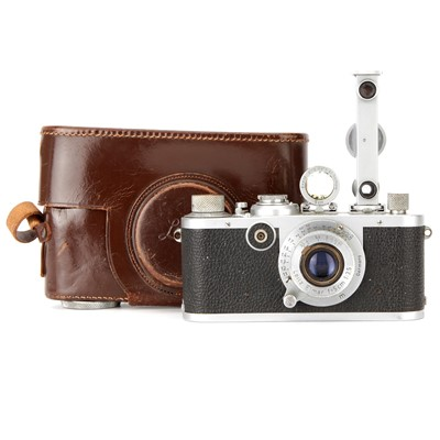 Lot 6-A Leica If Camera