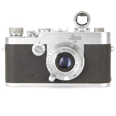 Lot 7 - A Leica Ig Camera