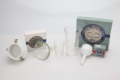 Lot 21 - A Selection of Lab Filtration Equipment