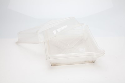 "Lot 25 - 4 Clear Developing Trays - 8"" x 10"""