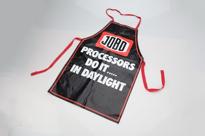 Lot 7 - A Jobo Branded Apron