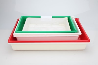 Lot 22 - A Selection of Mixed Developing Trays