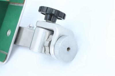 Lot 19 - A Well Made Aluminium Camera Holder