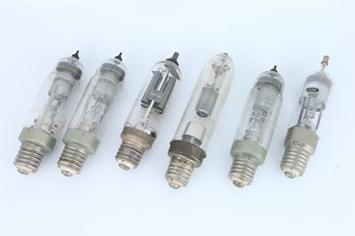 Lot 447 - A Collection of Six Rectifier Valves / Electron Tubes