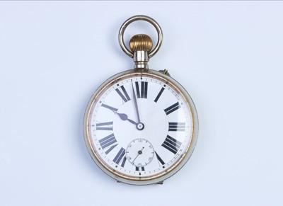 Lot 521 - A Goliath Pocket Watch