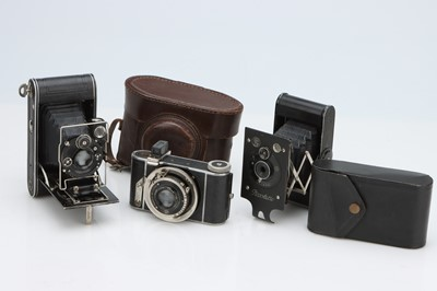 Lot 170 - Three German Cameras