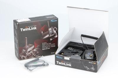 Lot 245 - Two TwinLInk Wireless Flash Triggers