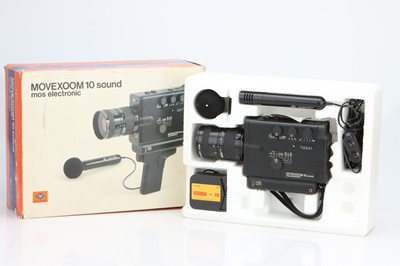 Lot 300 - An Agfa Movexoom 10 Sound Video Camera