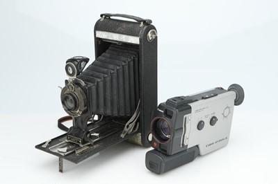 Lot 301 - A Canon AF310XL-S Cine Camera