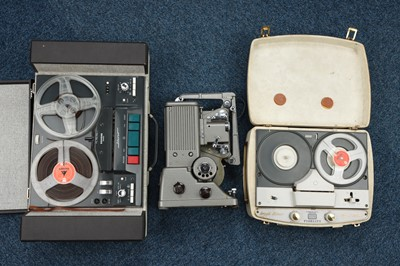 Lot 452 - A Siemens Norge Stereo Tape Recorder