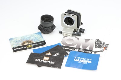 Lot 266 - A Small Selection of Olympus Camera Accessories