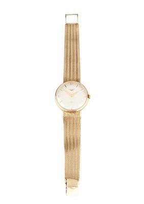 Lot 61A - A Fine Gentleman's Longines Gold Wristwatch