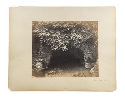 Lot 82 - ROBERT TURNBULL MACPHERSON (1814-1872), The Cloaca Maxima