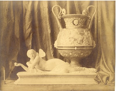 Lot 75 - LOUIS ROBERT (1810-1882) Exposition de Sevres 1855