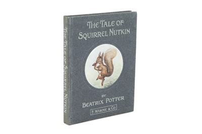 Lot 2 - Potter (Beatrix) The Tale of Squirrel Nutkin, first edition, 1903