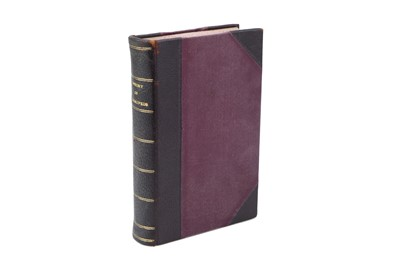 Lot 34 - Bewick, Thomas, A General History of Quadrupeds, 2nd edition