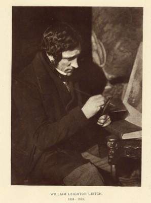 Lot 73 - DAVID OCTAVIOUS HILL (1802-1870) & ROBERT ADAMSON (1821-1848) , Carbon Prints