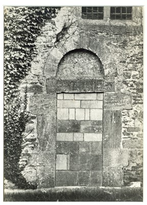 Lot 85 - WALTON ADAMS (1842-1934) & MARCUS ADAMS (1875-1959), Norman Architecture Photographs