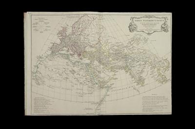 Lot 68 - D'Anville, Jean Baptiste, Atlas of Ancient Geography