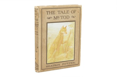 Lot 17 - Potter (Beatrix), The Tale of Mr. Tod, first edition