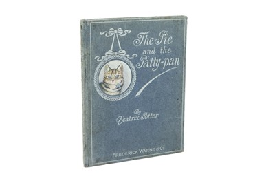 Lot 20 - Potter (Beatrix), The Pie and the Patty-Pan, first edition