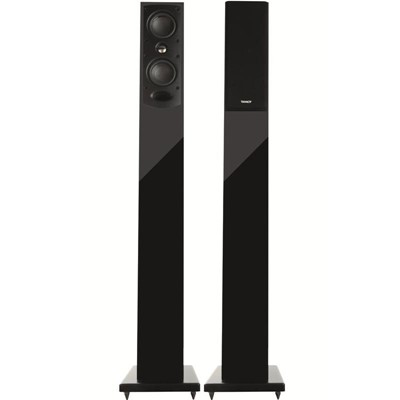 Lot 54 - Tannoy HTS 201 Gloss Black Tower Speakers (Pair)