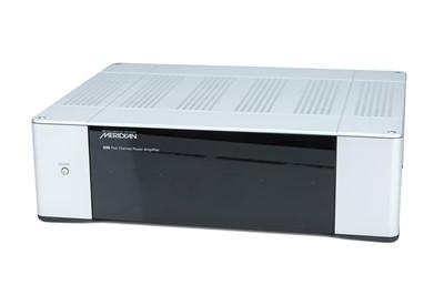 Lot 27 - Meridian G55 Five Channel Power Amplifier