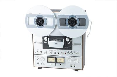 Lot 38 - AKAI GX-650D Reel to Reel 4-Track Stereo Tape Deck